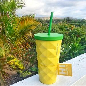 FLASH SALE Starbucks Hawaii Pineapple Tumb…